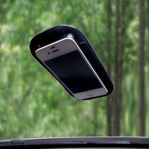 Автомобиль мобильный телефон коврик нескользящей коврик паук коврик автомобиль противоскользящая Pad паук противоскользящая Pad моющиеся экологически чистые 100 шт. EMS