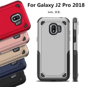 Custodia ibrida a doppio strato Custodia a doppio strato per Galaxy S10 S10e Plus Nota 9 Custodia antiurto J2 Pro 2018 J7 Prime TPU PC per S8 S9