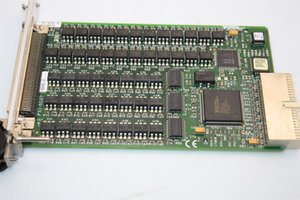 NI PXI-6527 Digital-E / A-Leiterplatte von National Instruments 48-Bit-Kanal für Kanal