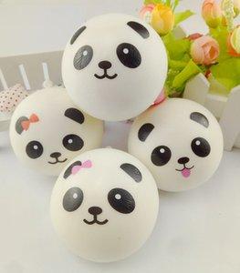 10cm kawaii weich duftendes Squishy Jumbo Panda langsam steigendes Squeeze Bun Spielzeug Handyanhänger Squishies Brot