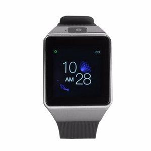 Smart watch g12 mtk2502 bluetooth com suporte para câmera cartão sim e cartão tf compatível para ios android telefones pk iwou5 a9
