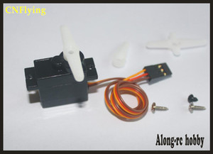 FREE SHIPPING-AL09P Analog Servo with Gears 9 g servo 1.73KG torque for the RC airplane FLYWING GLIDER PLANE RC MODEL