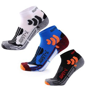 Professional  Men Sport Running Socks Wicking&Bradyseism Non Slip Quick Dry Gym Hiking Outdoor Socks Compression Slippers