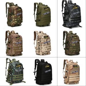 Nuevo ganador de Ganador de la mochila de PUBG Nivel 3 Ganador Cena de pollo Playerunknown's Battlegrounds Cosplay Desert Camo Color Tactical Backpack