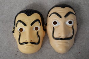 Of Surrounding House Cosplay Mask Dali Props Card The The Ilbmk