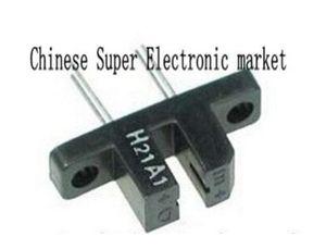 Fototransistor fotoelétrico do interruptor 3MM de 10pcs H21A1 DIP4
