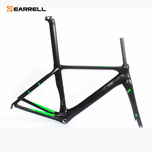 EARRELL Carbon Road Bike Frame brompton road frame fixed gear frameset fat bike carbon bicycle frame
