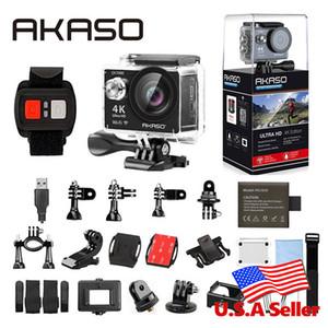 Vente en gros EK7000 4K WIFI Action caméra extérieure Ultra HD Go étanche Cam Pro casque de vélo vidéo Sports extrêmes en mouvement