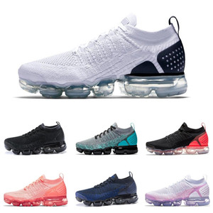 2.0 Coussin Chaussures de course Hommes Femmes Chaussures de course en plein air Sports Shock Jogging Marche Randonnée Hommes Sport Athlétique Sneakers