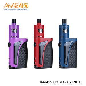 100% Original Innokin Kroma-A 75w Kit con tanque Zenith 4 ml con bobina Plexus Z con batería incorporada de 2000 mAh