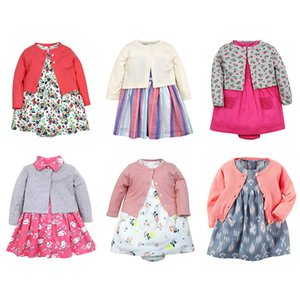 2018 autumn new girl's long sleeves and small sleeves, including short sleeves, short sleeves, Kazakhstan and two piece sets.