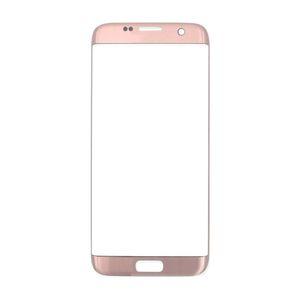 Vetro anteriore anteriore OEM per Samsung Galaxy S7 Edge G935F G935A Schermo LCD anteriore di ricambio per vetro