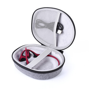2018 Newest Carrying case for AfterShokz Trekz Titanium Mini Air Bone Conduction Headphones