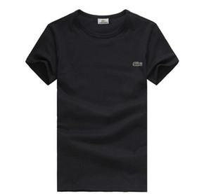 2018 été nouveaux hommes t-shirt manches courtes col rond imprimé t-shirt mode hommes t-shirt homme tops