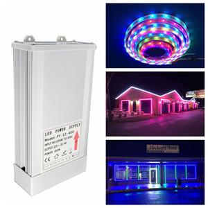 높은 품질 12V LED 전원 공급 장치 400W 변압기 LED 드라이버 어댑터 AC 90V-250V 방수 주도 변압기 모듈 스트립 빛