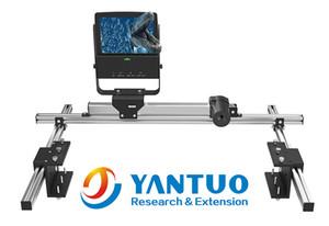 Sistema passivo do modulador 3D para o projetor do cinema com os vidros passivos 3D 2D ao yantuo 3D YT-PS200Q