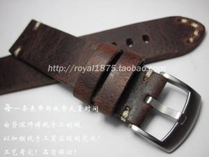 2019 новые часы браслет ремень старинные ремешки из натуральной кожи ремешок для часов ремешок для часов 18 мм 19 20 21 22 мм аксессуары браслет