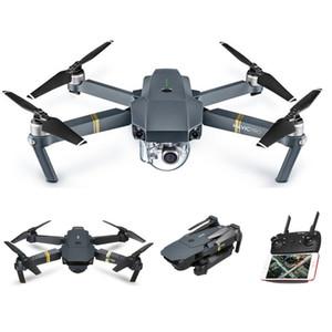 2.4GHz 6 Axis Gyro Cámara Drone Drone Quadcopter UAV Volando WiFi 1080P 120 grados Cámara Helicóptero Bolsa de almacenamiento Aviones