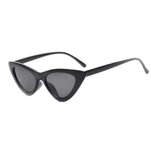 New Fashion Cute Sexy Ladies Cat Eye Sunglasses Women Vintage Small Sun Glasses Female Oculos de sol UV400