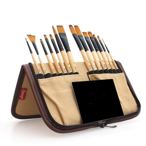 Fashion arithmetic pen with bagds sets,daily well use,trip easy taking and use pen and bags,14 pens with one case