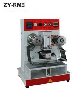 ZY-RM3 Otomatik Damgalama Makinesi, deri LOGOSU Kırma makinesi, LOGO stamper, Sıcak kelimeler makinesi