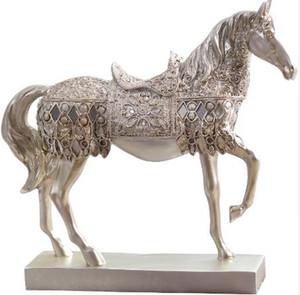 الحصان الإبداعية غرفة المعيشة ديكور اكسسوارات لطيفة تأثيث المنزل للمنزل الديكور الاكسسوارات artesanato خمر ديكور المنزل