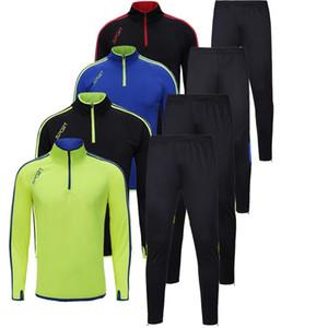 New Kids Soccer Jersey Training Suit Soccer Tracksuit Survetement Football Men Maillot De Foot Football Soccer Jerseys Set