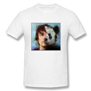 Camisetas de Noah Panda Bear para hombre - Camiseta blanca clásica