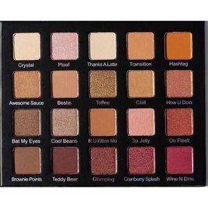 Paleta de maquillaje Violet Voss Pro Sombra de ojos My Holy Grail Palette 20 Colors Eyeshadow Cosmetics DHL