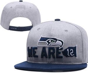 Бесплатная доставка дешевые Сиэтл snapback Hat бейсболка strapback мяч плоские поля шляпа размер команды бейсболка классическая мода 01