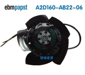 Ventilateur de refroidissement allemand (ebmpapst A2D160-AB22-06) (ebmpapst 4606N 115V) (ebmpapst 614NHHR) (ebmpapst 4312 / 17T 12V)
