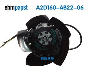 Toptan Alman (ebmpapst A2D160-AB22-06) (ebmpapst 4606N 115V) (ebmpapst 614NHHR) (ebmpapst 4312 / 17T 12V) soğutma fanı