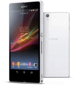 """Горячие продажи Оригинал Разблокирована Sony Xperia Z L36h C6602 C6603 5.0 """"Четырехъядерный 2G RAM 16 ГБ ROM 13.1MP NFC GPS отремонтированный мобильный телефон"""