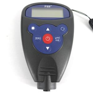 자성 코팅 두께 게이지 WH-81 디지털 코팅 두께 게이지 \ 도장 두께 측정기 FE / NFE 프로브 측정 범위 0-1250