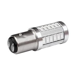 1157 BAY15D P21 / 5W 33SMD 5630 светодиодный сигнал поворота стоп-сигнал 33SMD 5730 LED авто обратно противотуманные фары задний хвост стоп лампы