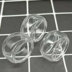 Tubo Ecig Clear Glass Per Smok TFV8 Baby V2 II Bombola Atomizzatori Bulb Fat Boy Convex Extended E cig Vetro Pyrex imballaggio