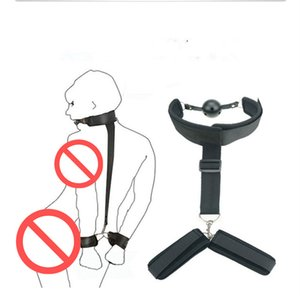 Appetite Anti-back handcuffs Sex supplies Uniforms Policeman role with mouth-plug Anti-handcuffs Sexy underwear toys