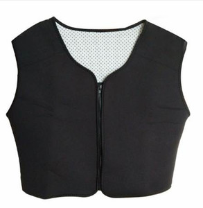 Free Shipping Men Women Tourmaline Self-heating Magnetic Therapy Vest Waistcoat Back Protection Back Support