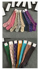 15 цветов Golden Silk чулков Новая мода Носок с подарочной коробке показывает тонкие женские ноги носки Несколько цветов Вязаные носки хлопка