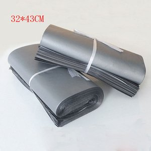 Wholesale 32*43CM Express Shipping Bags Courier Mailing Plastic Bag Envelope Courier Post Postal Mailer Bag Poly Self-seal Self Adhesive