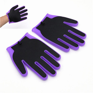 Electro Shock Silicone Gloves Electro Sex Penis Breast Orgasm Stimulator Massage Medical Themed Sex Toys For Men Mowan Gay