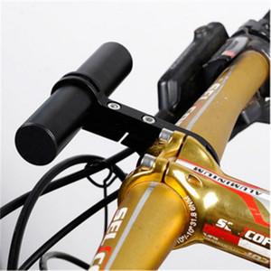 Aluminiumlegierung Extension Frame Fahrrad Stent Fahrrad Lenkerverlängerung Rahmen Radfahren MTB Bike Extension Für Licht Stoppuhr Bell Doppel Stent