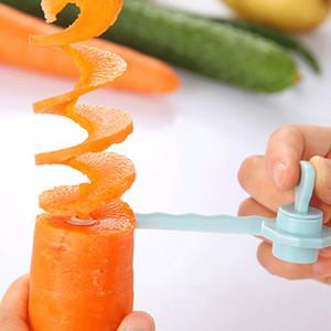 Морковь Спираль Slicer Кухня Овощерезка Модели Картофель Огурец Резак Аксессуары Для Приготовления Пищи Гаджеты Спираль Slicer Главная Гаджеты