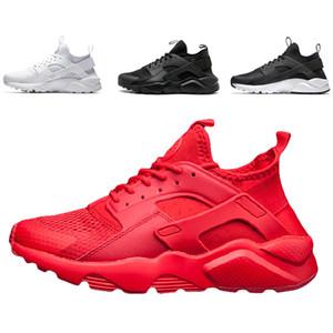 nike air huarache 4.0 Scarpe da corsa Huarache nero bianco scarpe da ginnastica da uomo sportivo sneaker sezione speciale Jogging Walking zapatos designer shoes