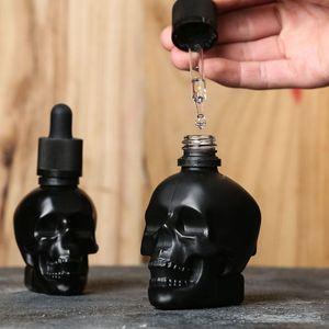 Black Skull Skull Bitter Bottle of Bitter Bitter BOTTER 30/60 / 120ml
