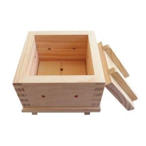 Tofu basın kalıp makinesi ahşap malzeme ev yapımı pirinç rulo ücretsiz bez mat bakeware kalıpları mutfak gereç suşi aracı bambu vapur
