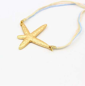 JZTOP Boho Shell Starfish Anklets Summer Style mano intrecciato Beach Ankle Bracelet Cheville catena del piede WomenTornozeleira Femininas