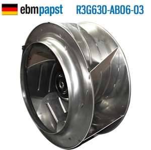 Toptan Almanca (R3G630-AB06-03 ebm-papst AC380V 4.2A) (ebm-papst D4E225-CC01-02 230V 2.84A) (R3G310-AN43-71 ebm-papst AC230V 3.0A) soğutma fanı