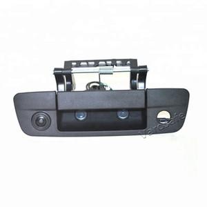 Vardsafe VS452 | Car Tailgate Handle Reverse Backup Camera para Dodge Ram Pickup Trucks 1500 2500 3500 (2009-2018) | Conector RCA