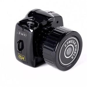 Esconder Cândido HD PEEP Mini Mini Camcorder Digital Fotografia Digital Vídeo Gravador de Áudio DVR DV Camcorder Portátil Web Kamera Micro Câmera